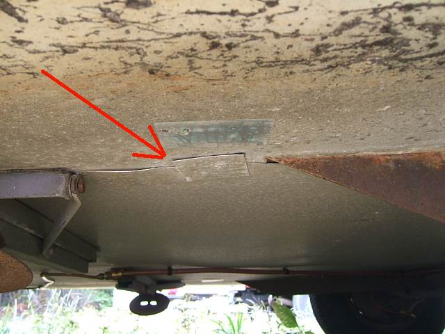 How to safely jack up your Airstream Trailer  - Out of Doors