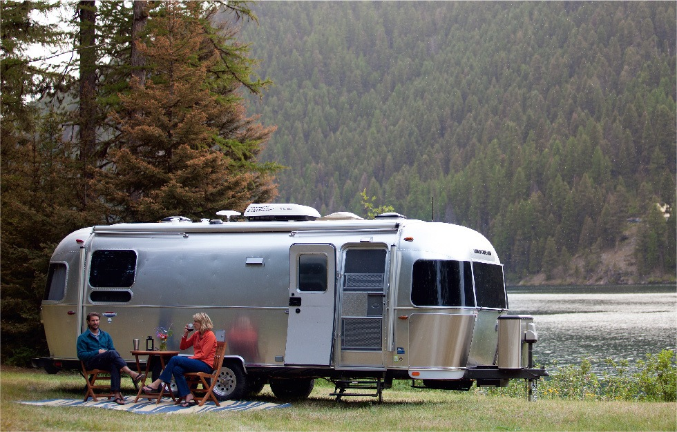 Airstream International Serenity at Out of Doors Mart