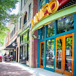 Fayetteville, North Carolina - Out of Doors Mart